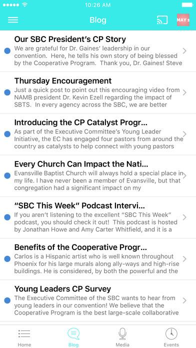 talkCP screenshot 2