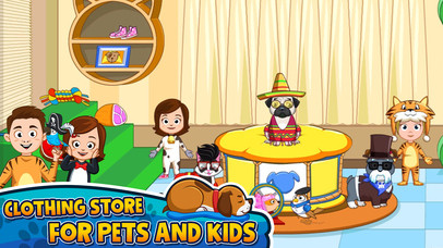 My Town : Pets screenshot 2