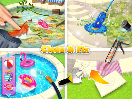 Sweet Baby Girl Cleanup 5 - No Ads screenshot 10
