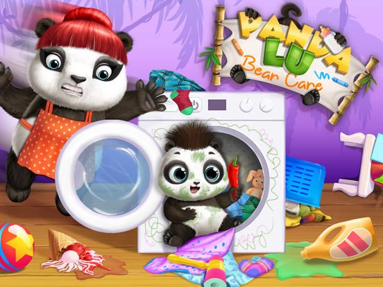 Panda Lu Baby Bear Care - No Ads screenshot 6