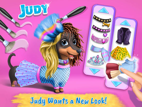 Farm Animals Makeover - Cute Virtual Pet Salon screenshot 9