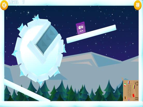 Icy Purple Head screenshot 5