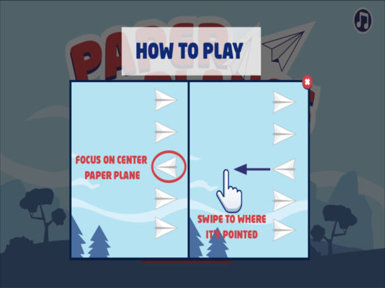 Paper Planes ® screenshot 8