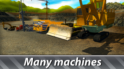 Quarry Machines SImulator Full screenshot 4