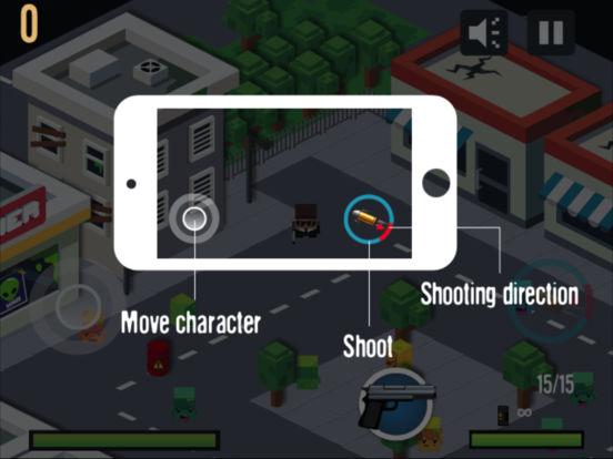 Alien Town screenshot 6