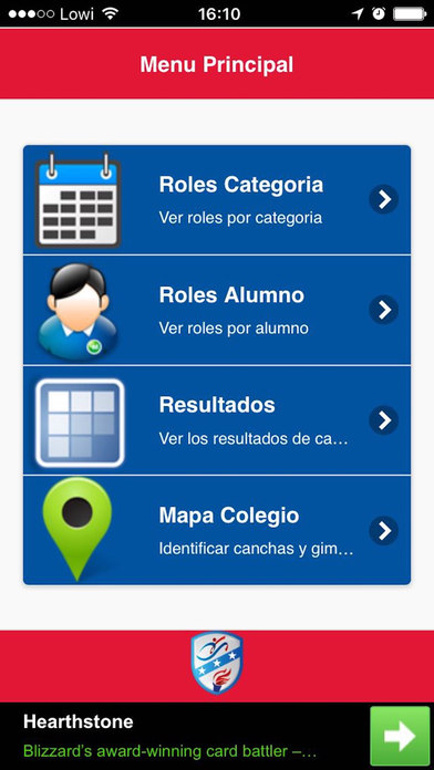 Colegiada Chihuahua screenshot 1