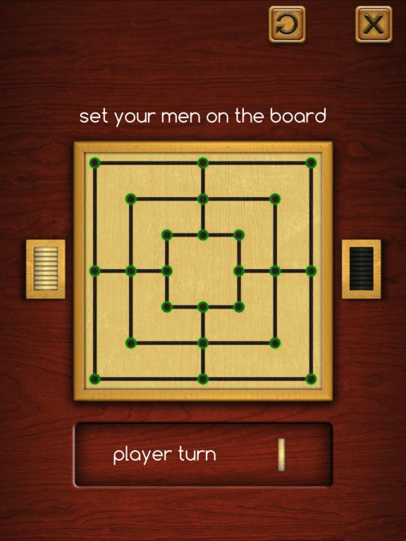 Nine Men's Morris ® screenshot 8