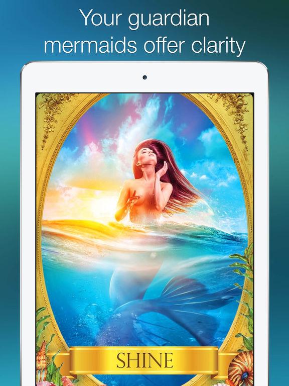 Ask the Mermaids Oracle Cards screenshot 7