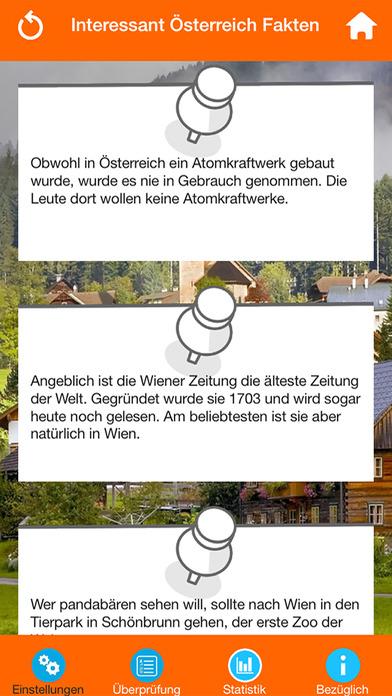 Österreich Wissenstests screenshot 5