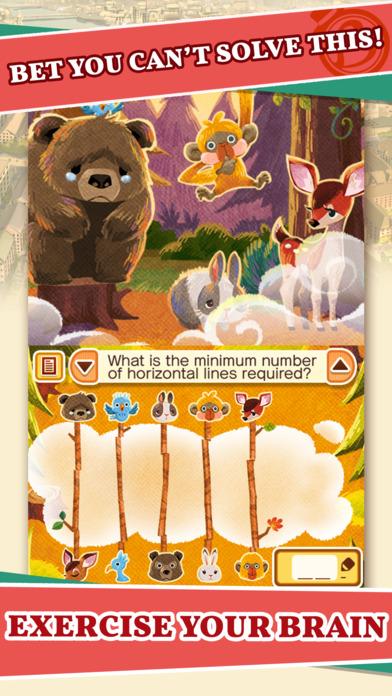Layton's Mystery Journey screenshot #5