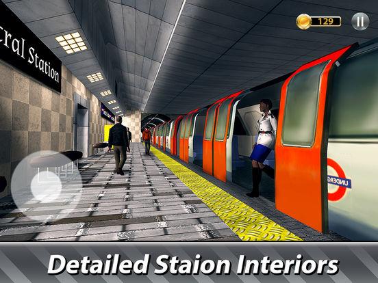 London Underground Simulator Full screenshot 7