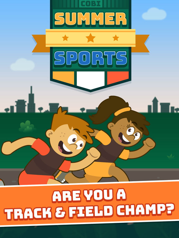 Cobi Summer Sports screenshot 6