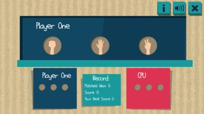 Rock Paper Scissors ® screenshot 2