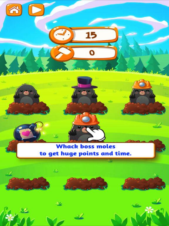 Whack A Mole ® screenshot 8