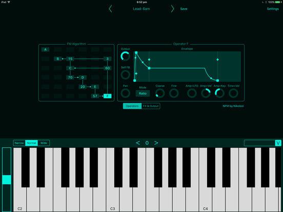 NFM screenshot 1