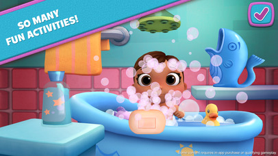 Doc McStuffins: Baby Nursery screenshot 4