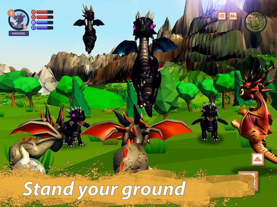 Dragon Family Simulator Full screenshot 8