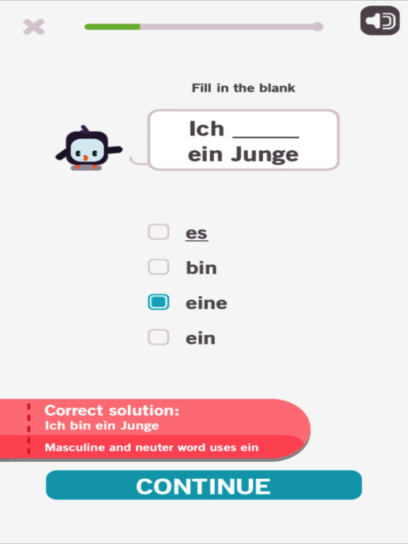 Learn German Basic Skills screenshot 10