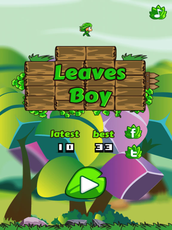 Leaves Boy screenshot 4