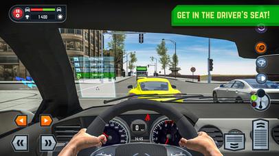 Car Driving School Simulator screenshot 5
