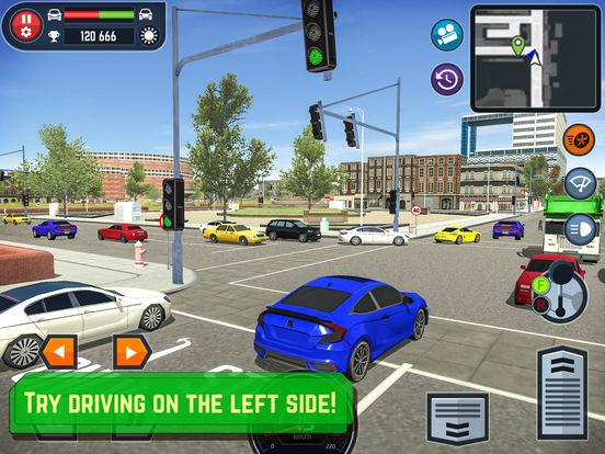 Car Driving School Simulator screenshot 9
