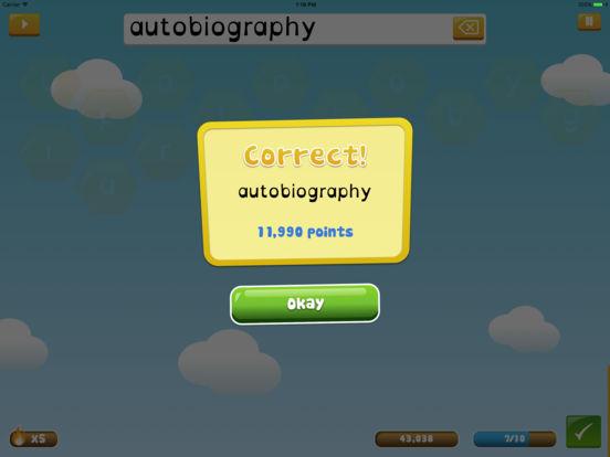 Spelling Shed screenshot #4