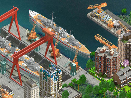 Shipyard City™ screenshot 10