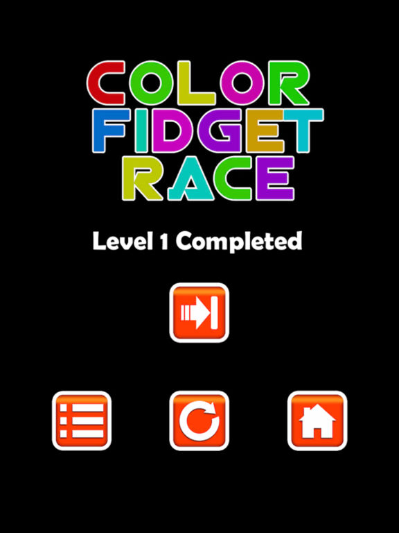 Color Fidget Race screenshot 10
