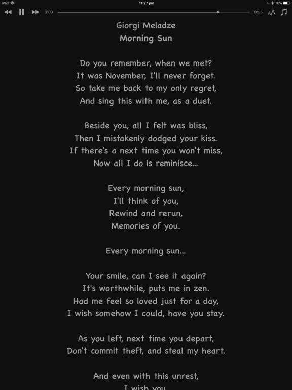 Lyrics View 3 screenshot 8