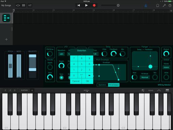NFM screenshot 4