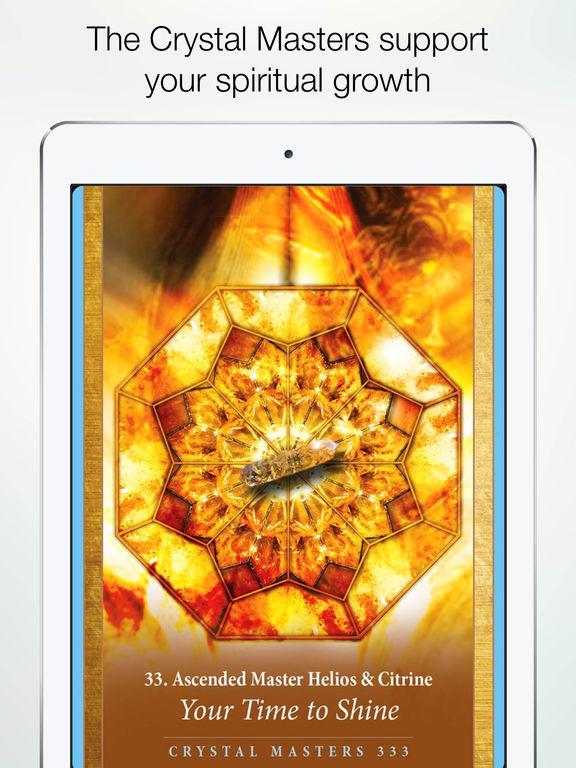 Crystal Mandala Oracle screenshot 9