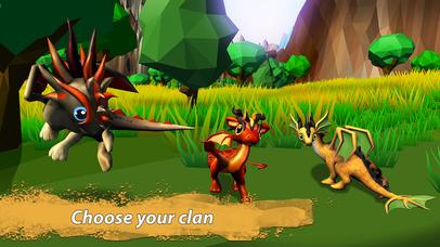 Dragon Family Simulator Full screenshot 2