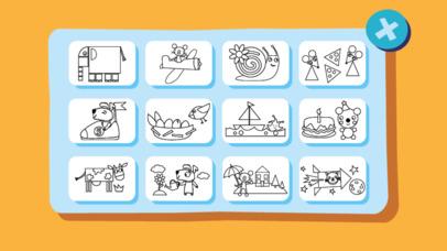 Coloring Book [toddler] screenshot 4