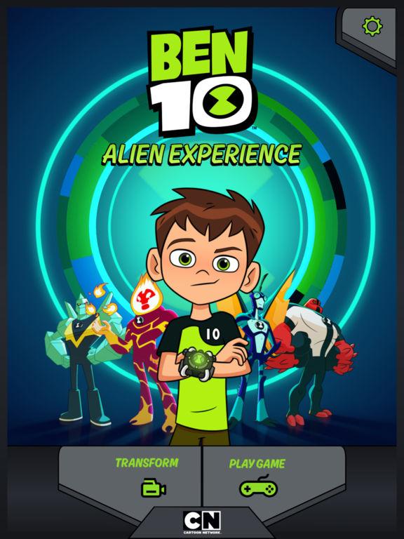 Ben 10: Alien Experience screenshot 6