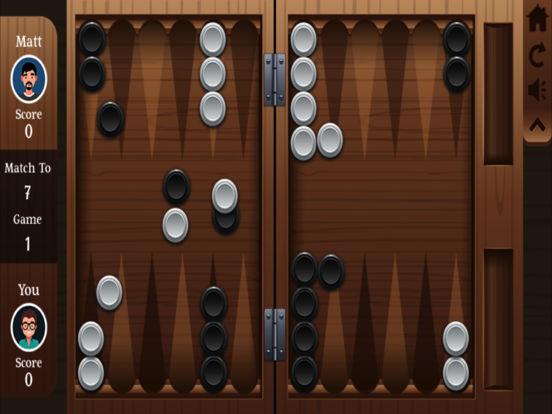 Backgammon ® screenshot 6