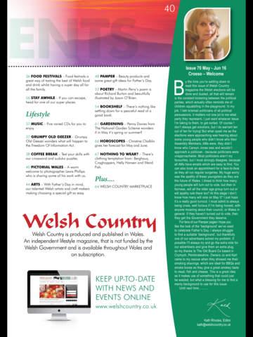 Welsh Country Magazine screenshot 10