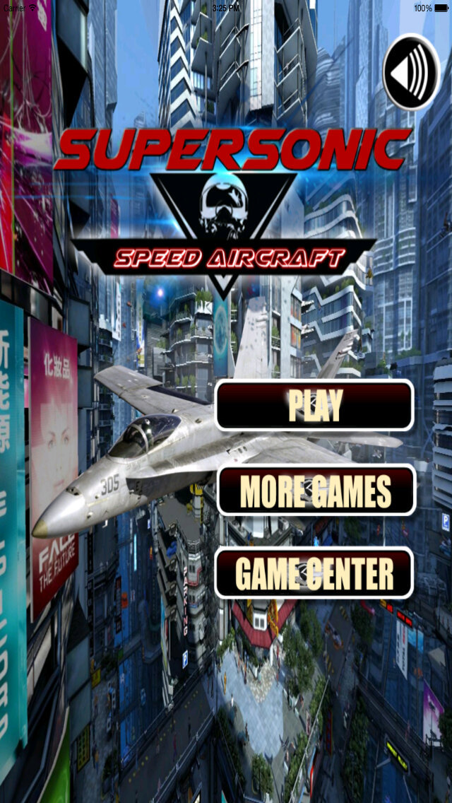 A Supersonic Speed Aircraft Pro - Top Best Combat Aircraft Simulator screenshot 1