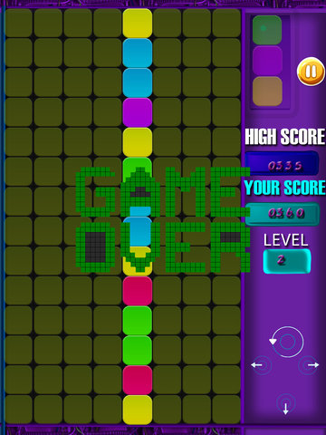 A Brick Crush Strom - Blast Action Game Old screenshot 8
