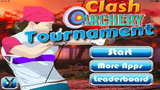 Clash Archery Tournament PRO - Bow and Arrow Mobile Game screenshot 1