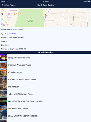 i4vegas - Las Vegas Hotels screenshot 9