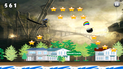 Big Jumps From War PRO - Cool Game Jumps screenshot 4