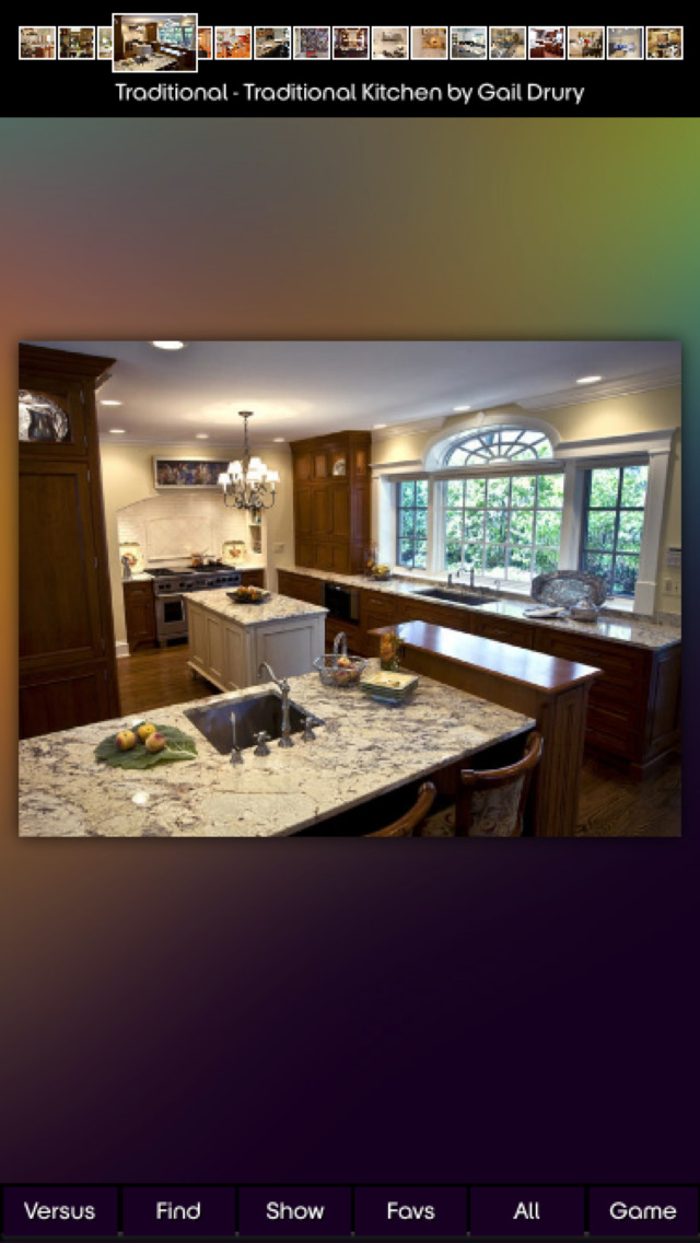Kitchens Design Ideas screenshot 4