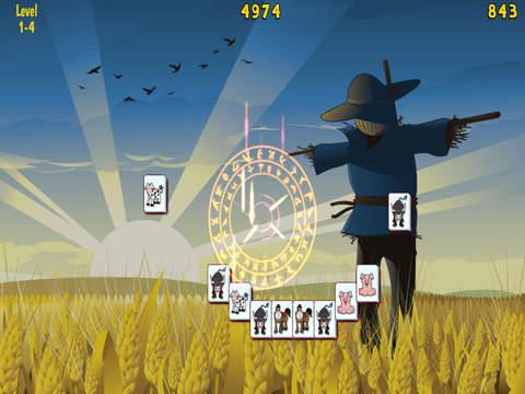 Barnyard Mahjong 3 screenshot 9