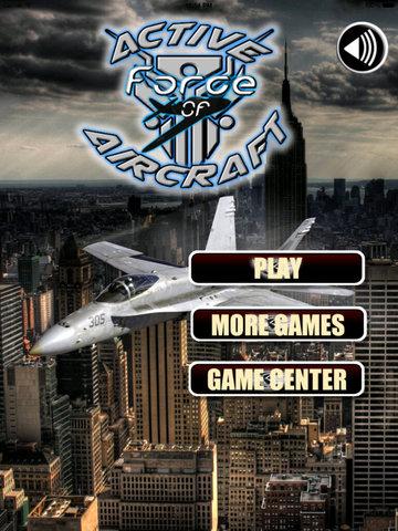 Active Force Of Aircraft - Top Best Combat Aircraft Simulator screenshot 6