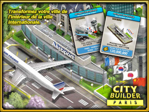 CITY BUILDER - PARIS screenshot 8