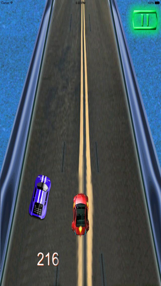 A Highway Rivals Adventure - Need For Adrenaline Simulator screenshot 5