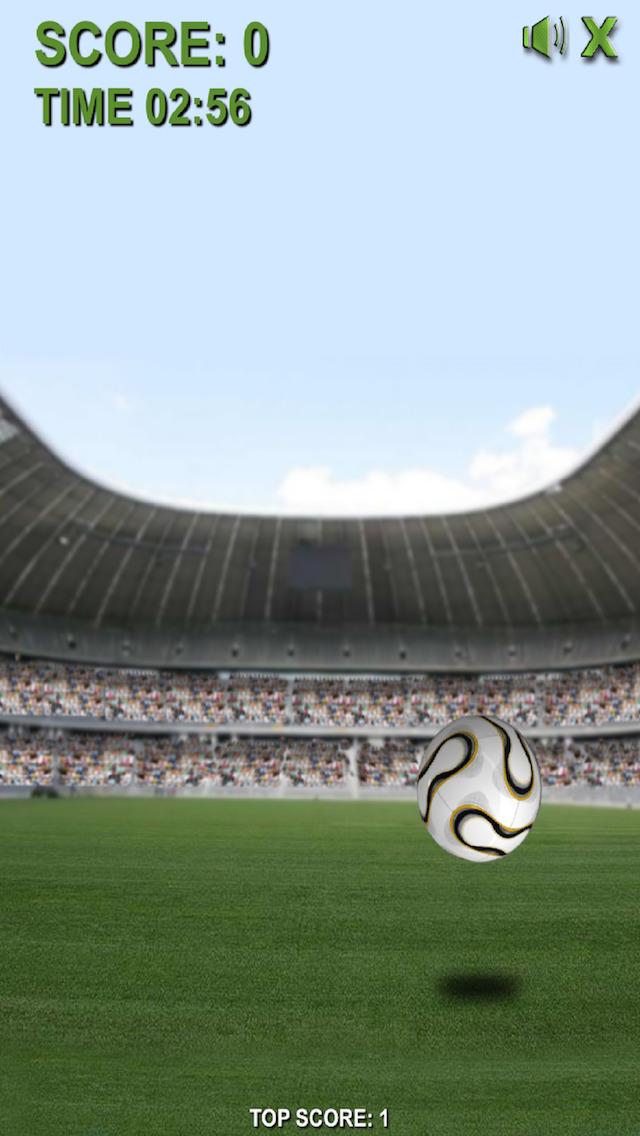 Kick-Ups (Soccer) screenshot 4