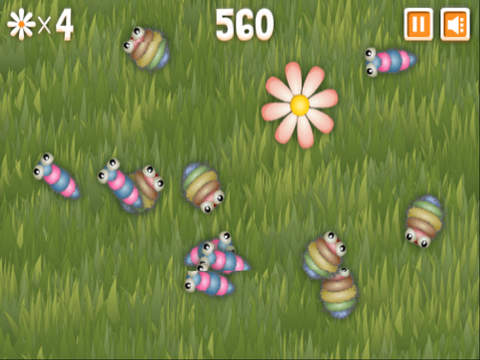 Butterfly Bash - Chain Reaction screenshot 9