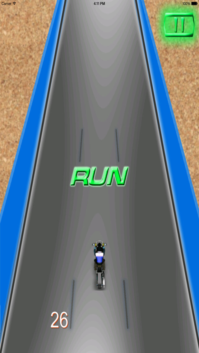 Vanguard Motorcycle Flames - Extreme Speed Amazing screenshot 4
