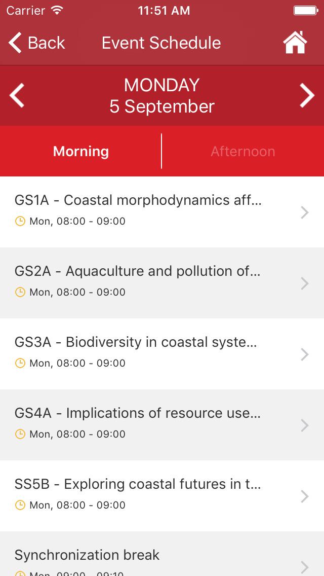ECSA2016 screenshot 3